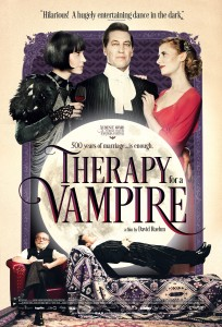 Therapy for a Vampire - Poster