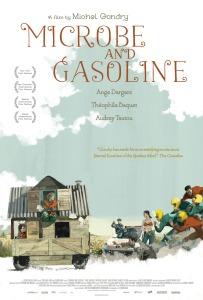 Microbe & Gasoline - Poster