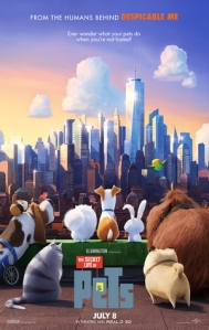 The Secret Life of Pets - Poster