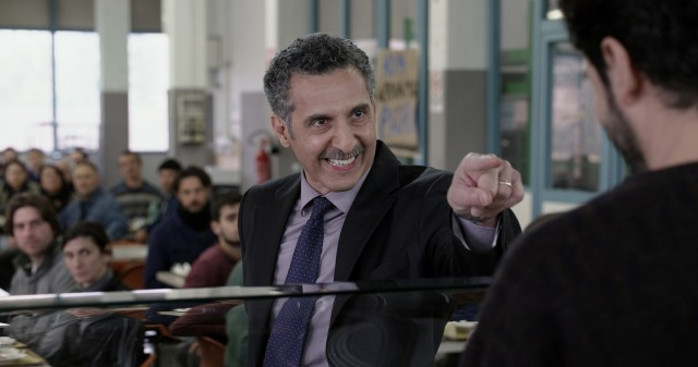 John Turturro in MIA MADRE. Courtesy of Music Box Films.