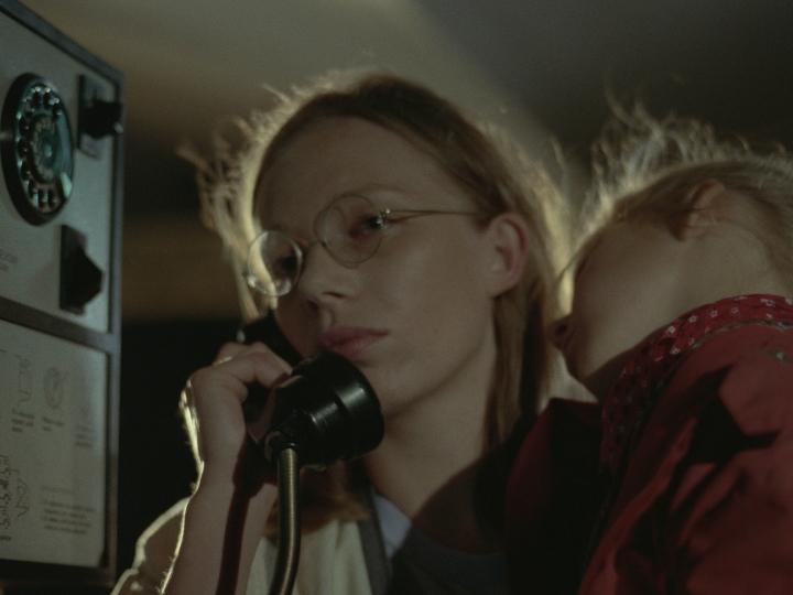 Maja Barełkowska (Majka) - Dekalog: Seven Courtesy of Janus Films