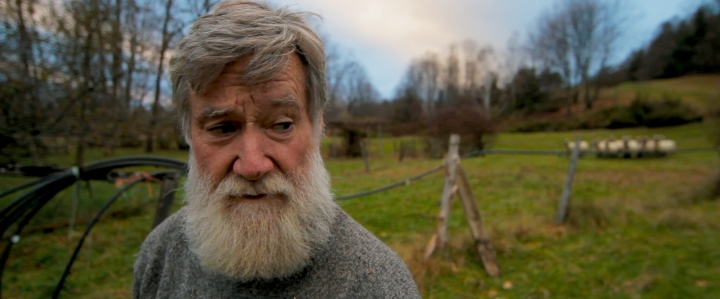 Peter Dunning in PETER AND THE FARM, a Magnolia Pictures Release. Photo courtesy of Magnolia Pictures.