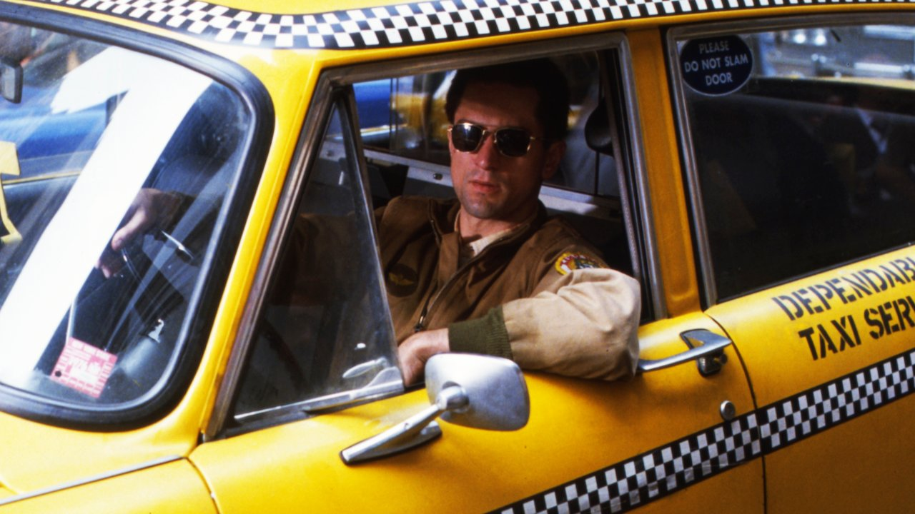 TAXI DRIVER – Michael J. Cinema